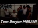 Torn Broyan Ahmed Ibragimov MERANI sharan 2014