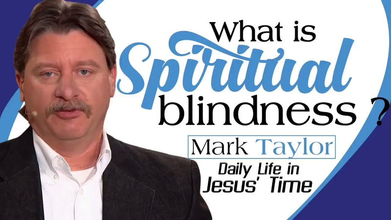 Mark Taylor Prophecy 08 15 2018 What is spiritual blindness Mark Taylor Update