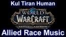 Kul Tiran Music Allied Race Music Warcraft Battle for Azeroth Music