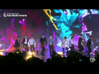 [180506] UNB (유앤비) - FEELING (감각) + NEW STAR AWARD - ASIA MODEL AWARDS