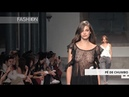 PÉ DE CHUMBO Spring Summer 2018 Portugal Fashion Week - Fashion Channel
