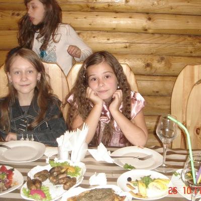 Аня Терещук, 8 июня 1998, Винница, id171221700