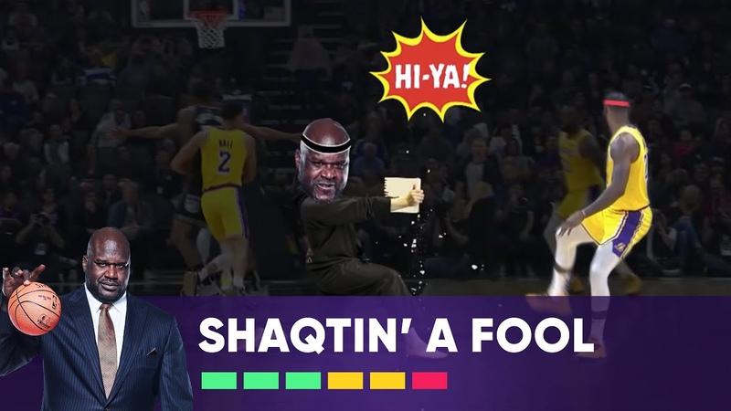 Inbounds Struggles A Kung Fu King - Shaqtin' A Fool Episode 5