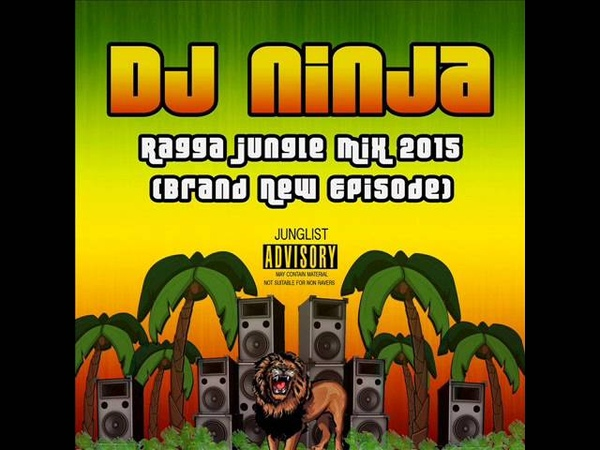 Dj Ninja - Ragga Jungle Mix 2015 Brand New Episode - 16.04.15