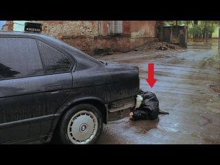 Киноляпы в фильме Жмурки (Россия, 2005)