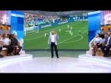 Артём Шейн в эфире Первого Канала сказал слово на букву Д..., обсуждая российскую сборную по футболу!