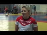 Любовь Сальникова о международном турнире по вольной борьбе