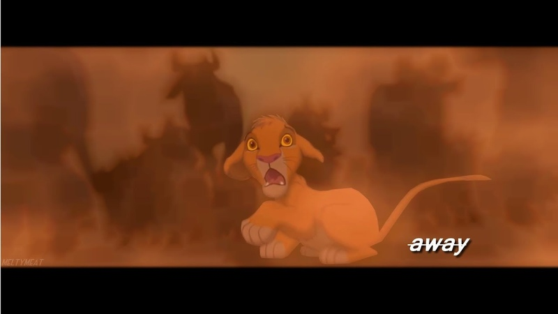 Away 「AMV」- The Lion King