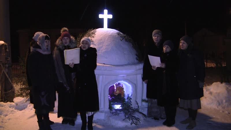 Певчие храма Николая Чудотворца г.Среднеуральска