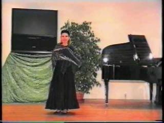 Цыганский танец для любимого, Галина Гроссманн