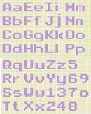 Радуга Радуга (6 цветов) ЂЂЂ принадлежность к ЛГБТ схемы фенечек из мулине буквы.