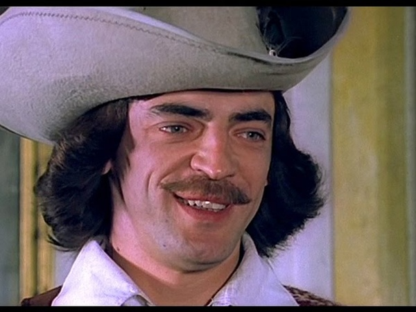 Д'Артаньян и три мушкетера 1 серия 1979