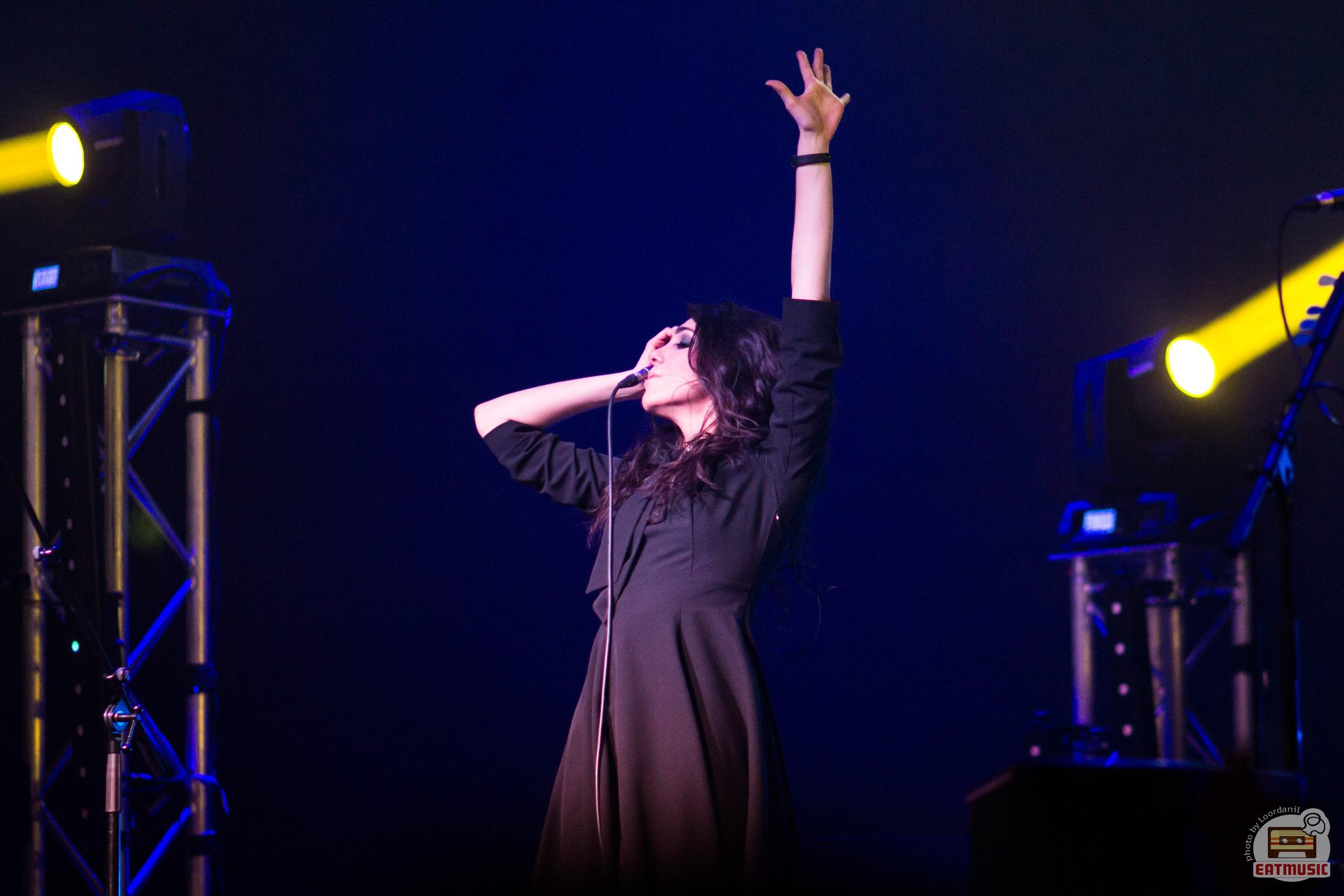 Концерт АлоэВера в Известия Hall