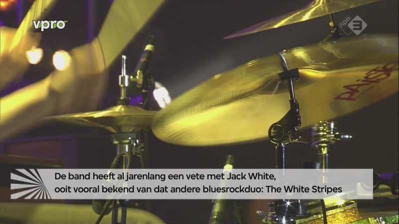 The black keys Down the rabbit hole live in Vakantiepark De Groene Heuvels Beuningen Netherlands 28 06 2014