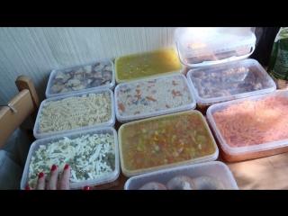 ОБЗОР доставки готовой еды ВКУСНО ПОКУШАТЬ - 1