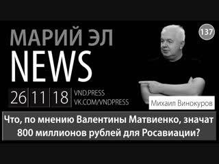 Михаил Винокуров: Марий Эл News #137