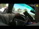 Полицейская погоня с перестрелкой в Лас Вегасе