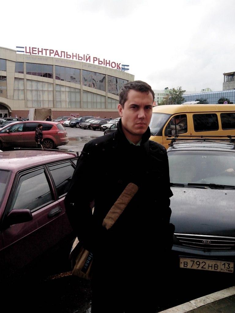 Глеб Вадясов, Саранск - фото №1
