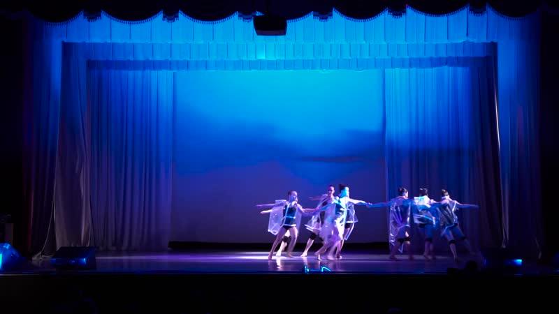 ZHAZHDA DANCE SHOW за пределами реальности