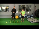Youth Strength, Speed Agility Training Complete VertiMax Workout - Part 3 of 4