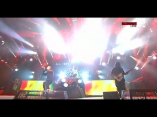 Slipknot People = Shit live Rock am Ring HD 2009