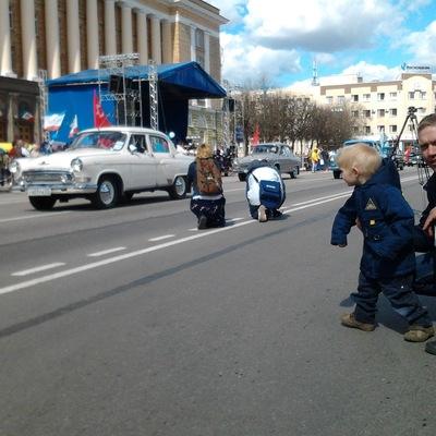 Виталий Крупинин, 8 ноября , Санкт-Петербург, id41797823
