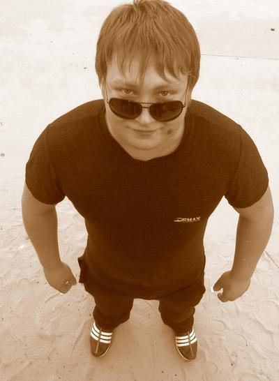 Антон Чичило, 10 августа , Тарко-Сале, id66559105
