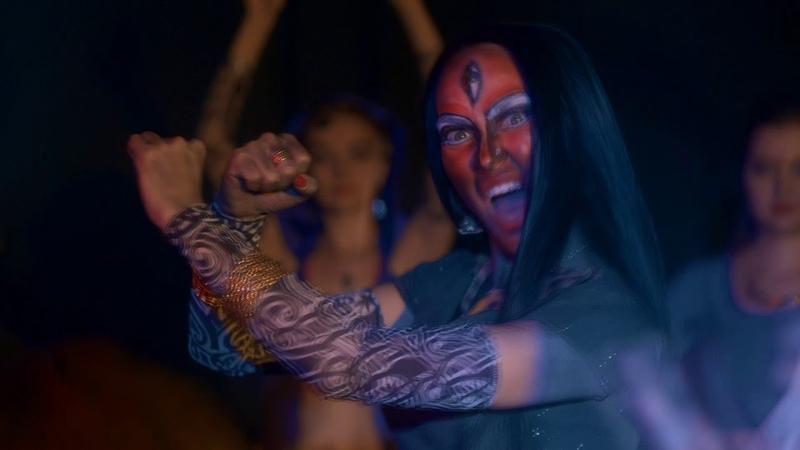 Кали - богиня смерти и справедливости. студия танца Джани, Оренбург.