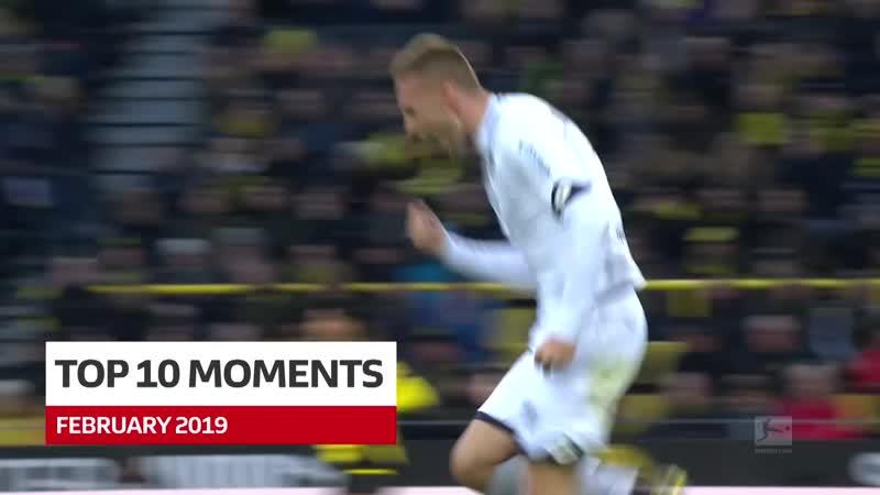 Pizarros Record, Modestes Comeback Götzes 50th Goal – February's Top 10 Moments