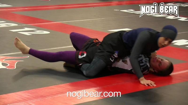 NAGA Philadelphia Championship 2015 • Yara Helmy vs Natalie Bryjova • Female No-Gi