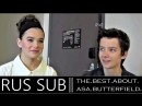 Enders Game - Asa Butterfield Hailee Steinfeld on How Theyd Do in the Battle Room