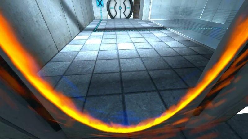 Portal Speedrun - 8:26 (Former World record)