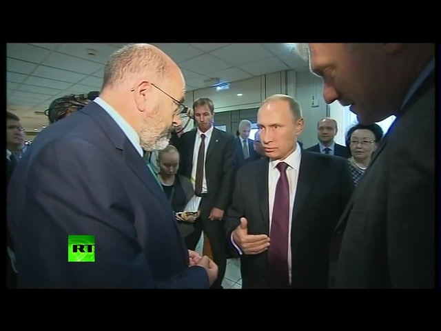 Путин пояснят за жизнь репортеру из BBC