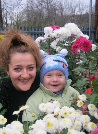 Ирина Щесюк, 23 апреля 1989, Голобы, id161943166