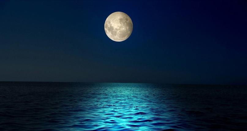 Роль Луны в жизни человека. 🌝