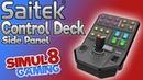 Logitech Saitek Side Panel Control Deck Unboxing and Review