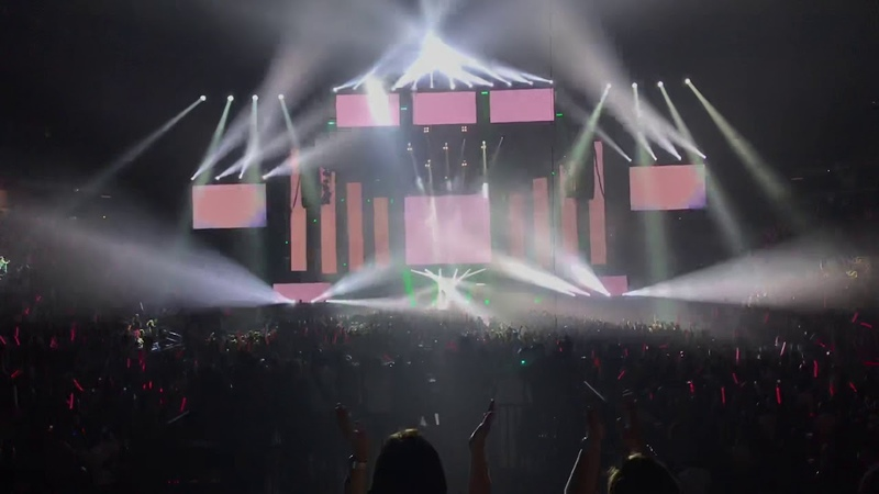 Ricky Martin Feat Wisin Sube la adrenalina KQLIVE 218