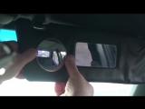 Зеркало заднего вида, как улучшить обзор автомобиля и просматривать мёртвую зону? авто лайфхак