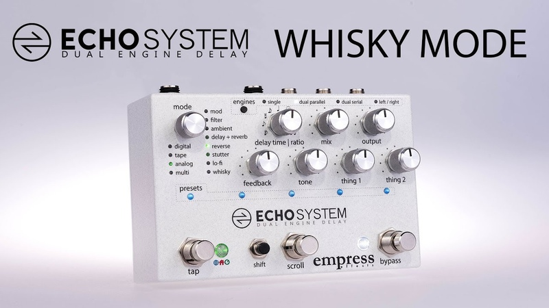 Echosystsm - Whisky Mode
