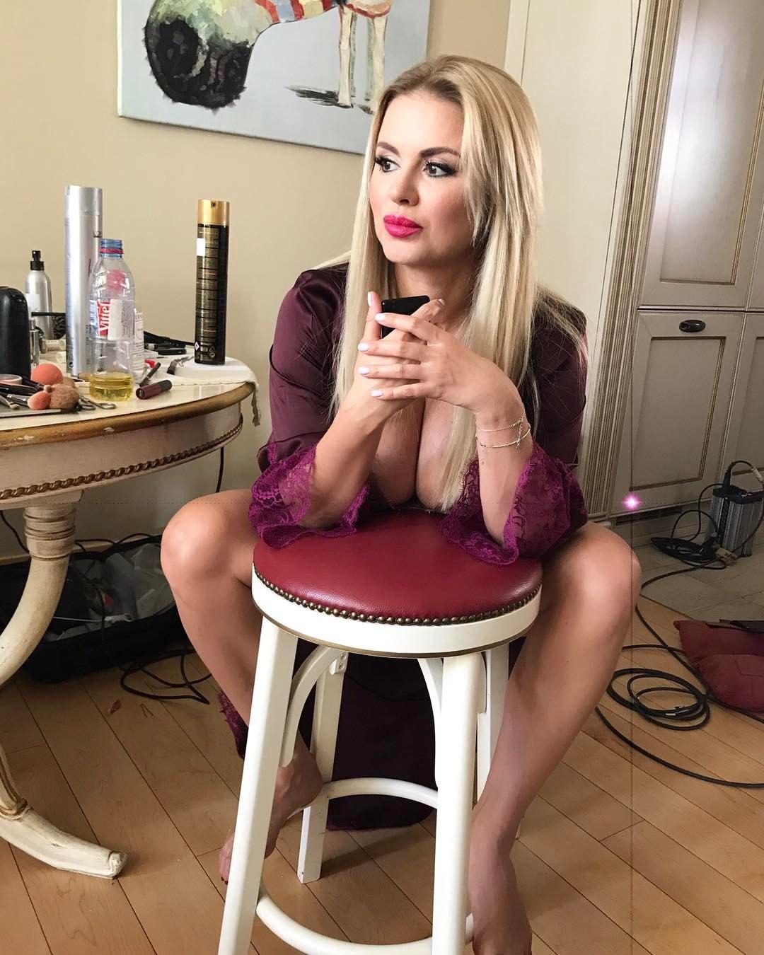 Анне Семенович предложили сняться в порнофильме
