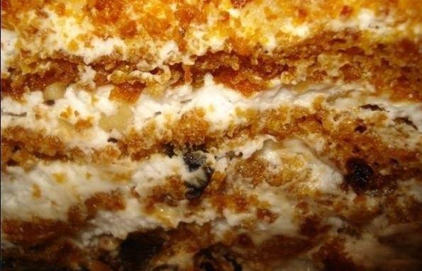 """Медовый торт """"Особенный"""". Самый вкусный на свете"""