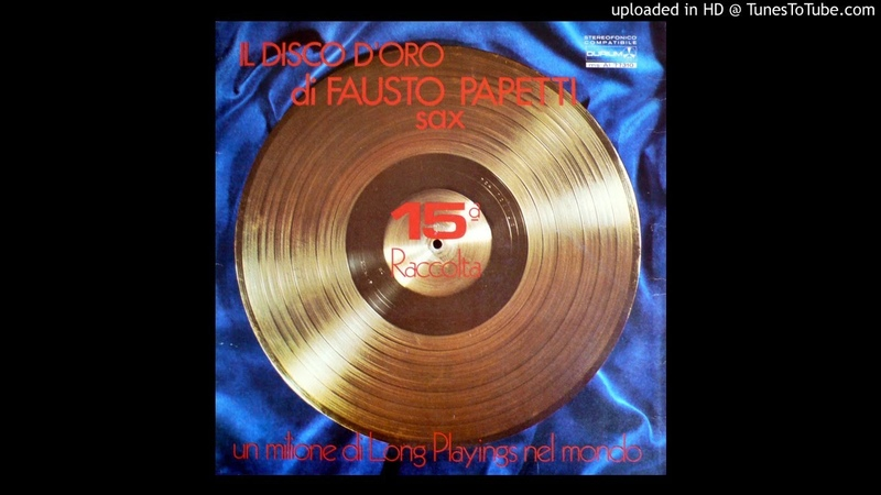 Fausto Papetti - Love Theme from the Godfather (Sax 15ª Raccolta)