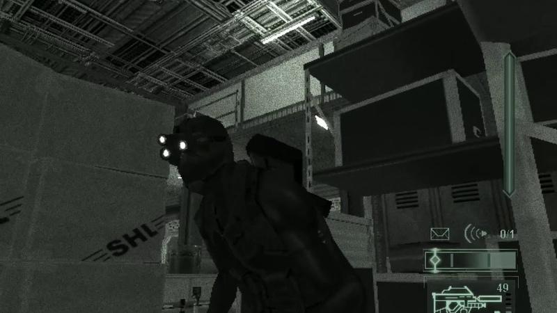 Tom Clancy`s Splinter Cell: Pandora Tomorrow прохождение. Проникновение в аэропорт Лос-Анджелеса.