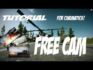 Battlefield 3 - Tutorial #1 - FREE CAM [EASY]