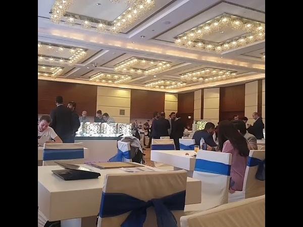 Azizi Property Sales Event in Dubai