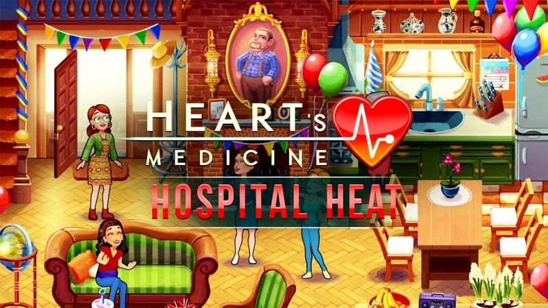 КОНЕЦ ► Heart's Medicine Hospital Heat 15