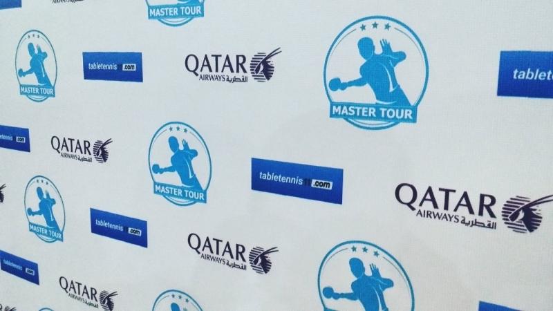 1 день 363-й и 364-й турнир по настольному теннису серии Мастер-Тур среди женщин