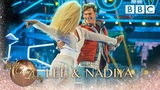 Lee Ryan &amp Nadiya Bychkova Cha Cha to 'The Power Of Love' - BBC Strictly 2018