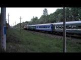 М62-1361 и 2М62 с поездом София-Киев-Москва.avi