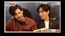 夜问idol《镇魂》双男主CP感爆棚,采访现场套路满满,土味情话说来就来   3033
